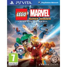 PS VITA LEGO Marvel Super Heroes