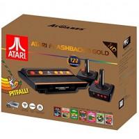ATARI FLASHBACK 8 GOLD z 120 igrami, 2 brezžični igralni palici in HDMI izhod