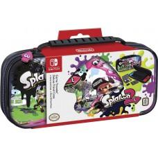 Torbica Splatoon 2 črna/pisana Deluxe za Nintendo Switch z motivom
