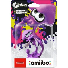 Amiibo Squid Splatoon 2