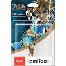 Amiibo Link Lokostrelec The Legend Of The Zelda Breath Of The Wind