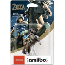 Amiibo Link konjenik The Legend Of The Zelda Breath Of The Wind