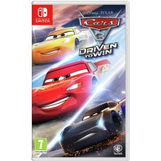 NS Cars 3 Driven To Win SWITCH