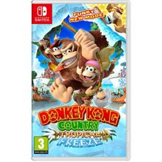 NS Donkey Kong Country Tropical Freeze SWITCH