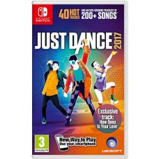NS Just Dance 2017
