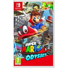 NS Super Mario Odyssey