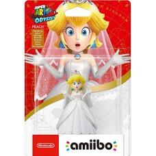 Amiibo Peach Super Mario Odyssey (Princeska Peach v poročni obleki)