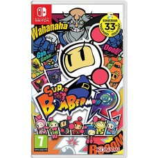 NS Super Bomberman R