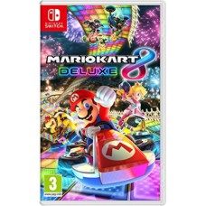 NS Mario Kart 8 Deluxe za Switch
