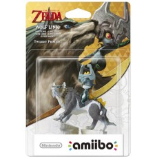 Amiibo WOLF LINK The Legend of Zelda, Breath of the Wild