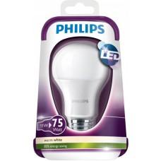 Philips LED-žarnica  A75, E27, 11.5 W, topla svetloba, hruškasta oblika