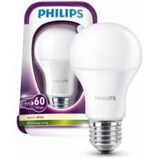 Philips LED-žarnica  A60, E27, 9 W, topla svetloba, hruškasta oblika