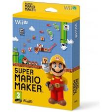 WII U  Super Mario Maker z knjigo risb Artbook