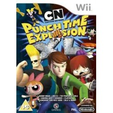 WII PUNCH TIME EXPLOSION XL