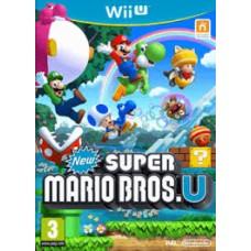 WII U - Super Mario Bros U