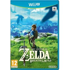 WII U The Legend of Zelda: Breath of the Wild