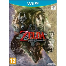 WII U The Legend of Zelda: Twilight Princess HD