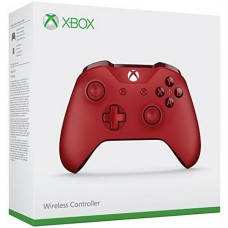 XBOX ONE S Brezžični plošček BT Wireless Controller rdeč