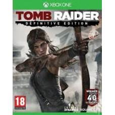 XBOX ONE Tomb Raider  Definitive Edition  Square Enix