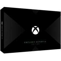 Microsoft igralna konzola XBOX ONE X 1TB Scorpion Edition Day One