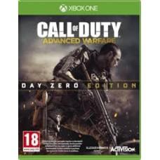 XBOX ONE Call of Duty: Advanced Warfare Day Zero Edition