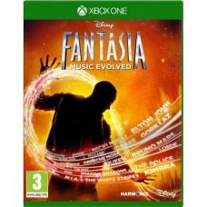 XBOX ONE Disney Fantasia Music Evolved Kinect