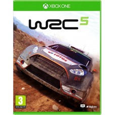 XBOX ONE WRC 5