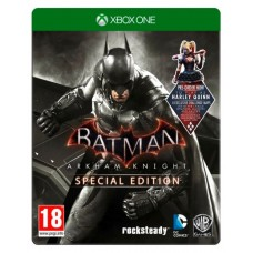 XBOX ONE Batman Arkham SPECIAL EDITION