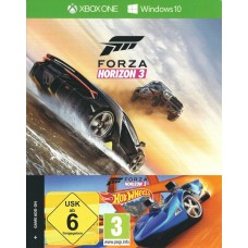 XBOX ONE DLG Forza HORIZON 3  z Hot Wheels (Windows 10) HDR 4K