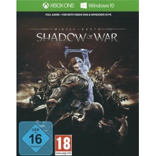 XBOX ONE DLG Middle Earth Shadow of War (Windows 10) HDR 4K