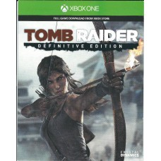 XBOX ONE DLG Tomb Raider Definitive Edition
