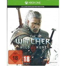 XBOX ONE DLG The Witcher Wild Hunt koda za prenos