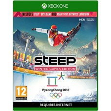 XBOX ONE Steep Road To The Olympics