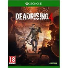 XBOX ONE Dead Rising 4 Capcom