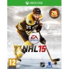 XBOX ONE NHL 15