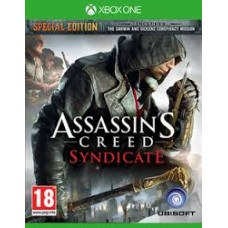XBOX ONE Assassin´s Creed Syndicate Special Edition