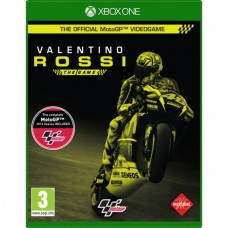 XBOX ONE Valentino Rossi The Game
