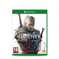 XBOX ONE The Witcher Wild Hunt BC