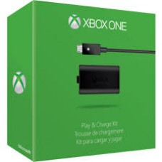 XBOX ONE baterija z kablom za plošček (Play and charge)