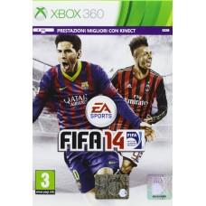 XBOX 360 FIFA14