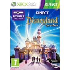 XBOX 360 Kinect Disneyland Adventures