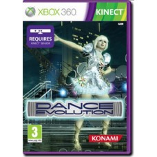 XBOX 360 Kinect DANCE EVOLUTION