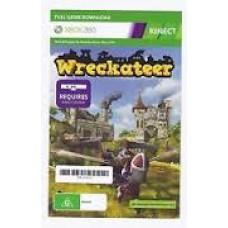 XBOX 360 Kinect Wreckateer DLC