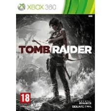 XBOX 360 Tomb Raider