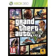 XBOX 360 Grand Theft Auto V ( GTA 5 )